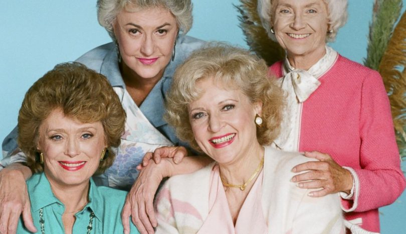 Why I love The Golden Girls.