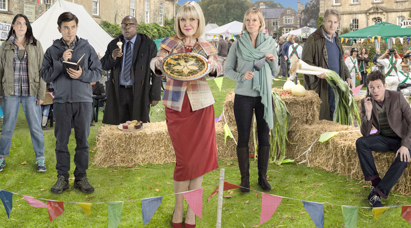 Agatha Raisin.