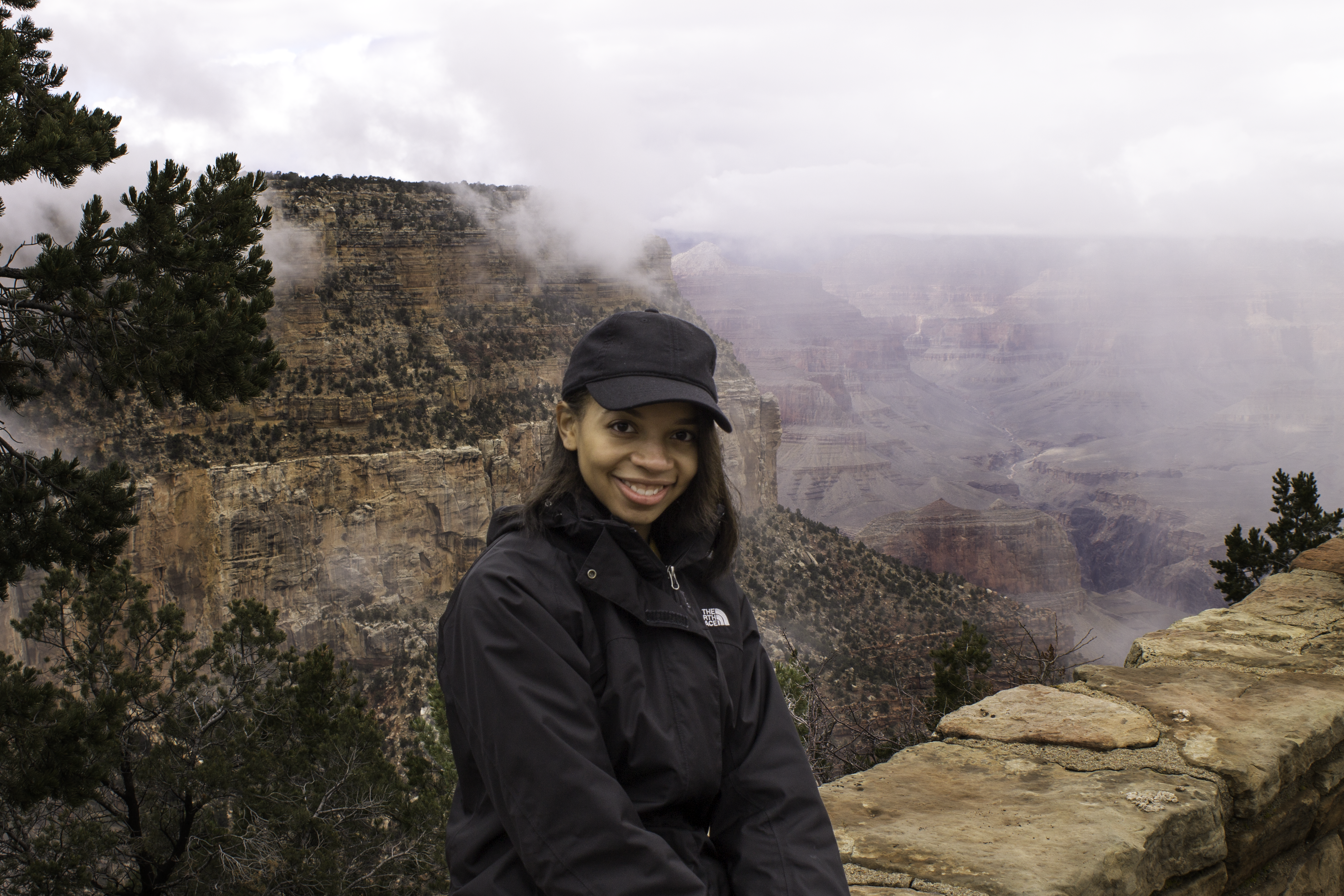 So, last March I went to the Grand Canyon.
